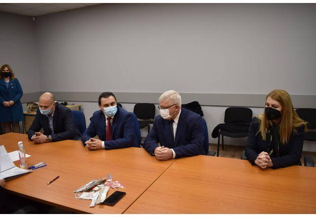 Министрите Ананиев и Ахладова водят листата на ПП ГЕРБ в Перник