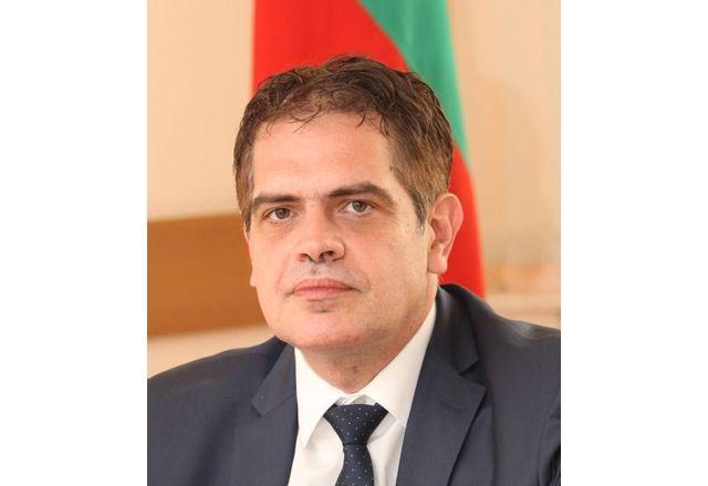 Министърът на икономиката Лъчезар Борисов-1