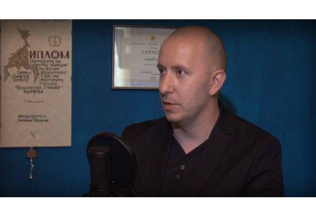Михаил Кръстев, журналист в ТВ Европа