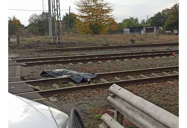 Мъж бе прегазен от бързия влак Бургас - София