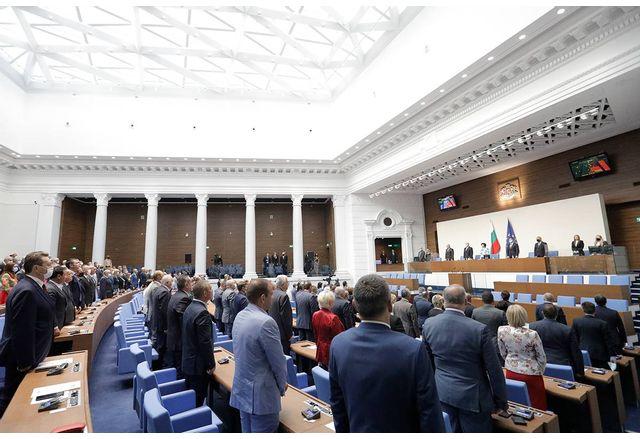 Народните представители се връщат на работа