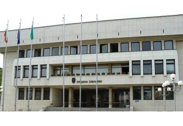 Община Севлиево