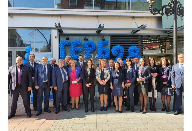 Отборът на ГЕРБ-СДС в Пловдив тръгна към поредна изборна победа