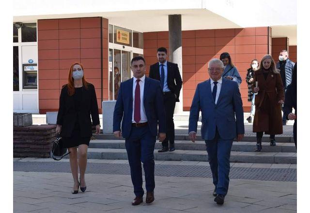 Откриване на кампанията на коалиция ГЕРБ-СДС в Перник