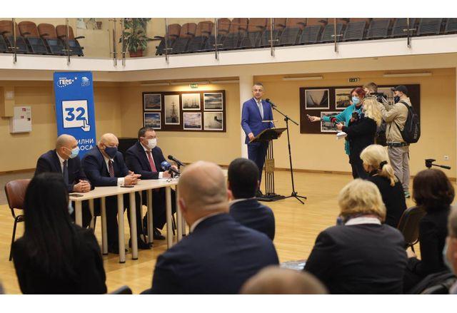 Откриха предизборната кампания ан ГЕРБ-СДС във Варна