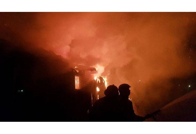 Пожар (снимката е илюстративна)