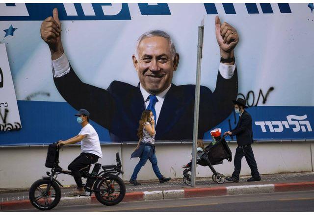 Предварителните проучвания сочат като победител Натаняху и неговата партия Ликуд