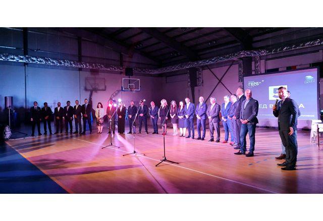 Кандидатите за народни представители на коалиция ГЕРБ-СДС в Благоевград