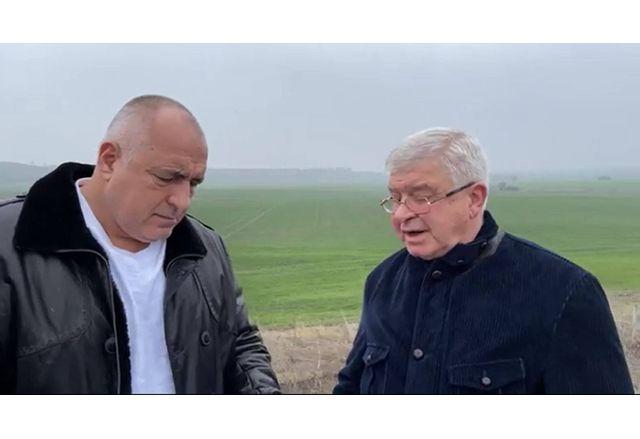Премиерът Бойко Борисов и финансовият министър Кирил Ананиев
