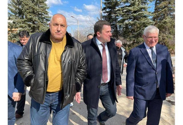 Премиерът Борисов в Перник