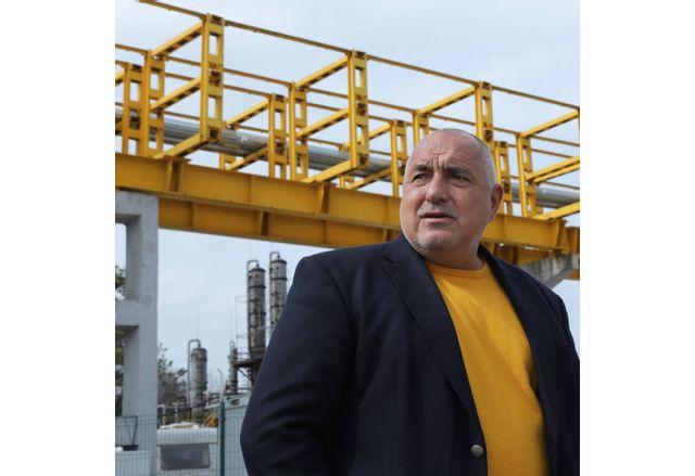 Премиерът Борисов в Разград
