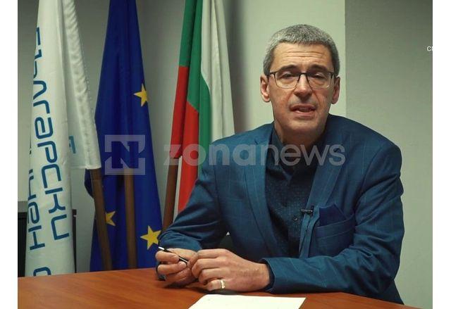 Професор Илко Гетов, представител на България в Европейската агенция по лекарствата
