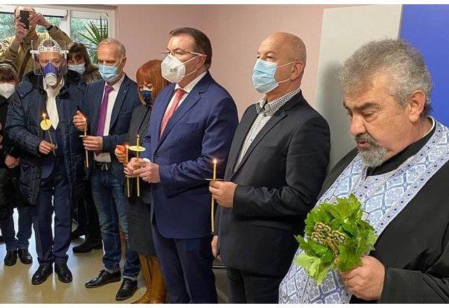 Проф. Костадин Ангелов в Стара Загора