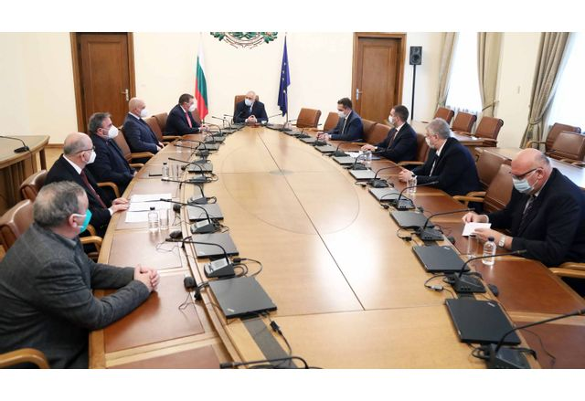 Работното съвещание при премиера Бойко Борисов