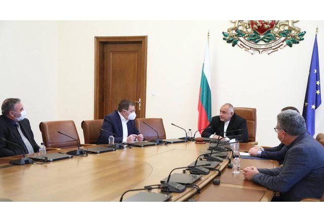 Работното съвещание при премиера Борисов