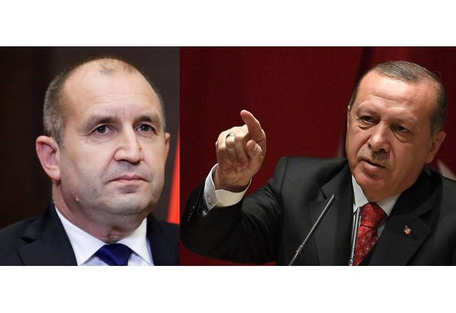 Румен Радев проведе телефонен разговор с Реджеп Ердоган