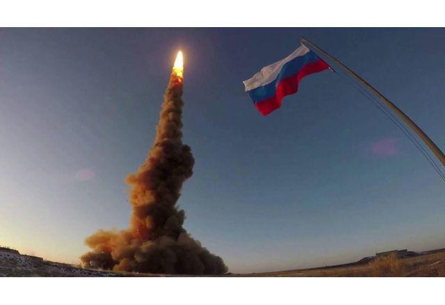 Руска балистична ракета