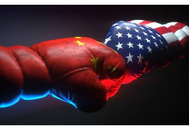САЩ-Китай