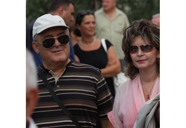 Светлана Шаренкова и Димитър Иванов с прякор Гестапото