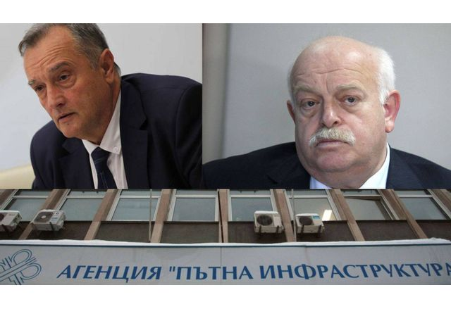 Светослав Глосов и Дончо Атанасов