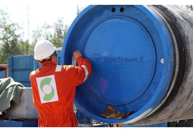 """Газопроводът """"Северен поток 2"""""""