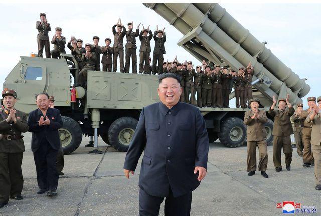 Северна Корея изстреля поредна балистична ракета