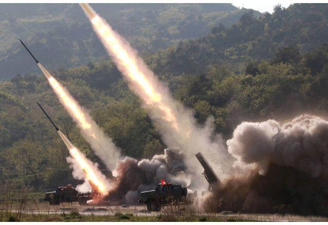 Северна Корея тества нова ракета, предназначена за ПВО