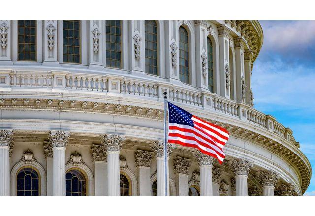 Сенатът, горната камара на американския Конгрес