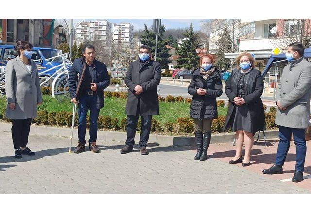 Среща в Златоград