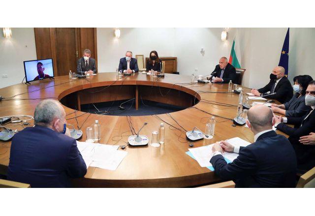 Среща на премиера Борисов с Американската търговска камара