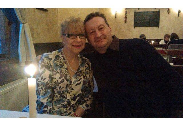 Таско Ерменков и екстремалната му съпруга