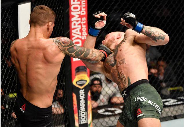 Тежка загуба на Конър Макгрегър при завръщането му в UFC