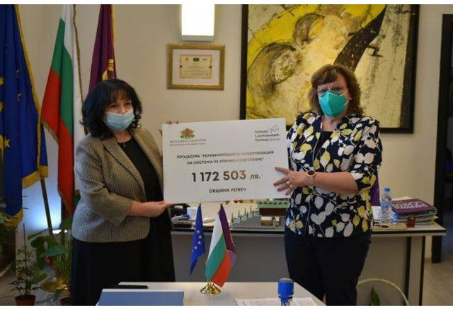 Теменужка Петкова и Корнелия Маринова подписаха договор за безвъзмездна финансова помощ