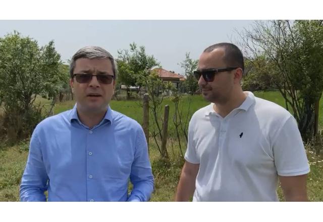 Тома Биков и Алекс Иванов