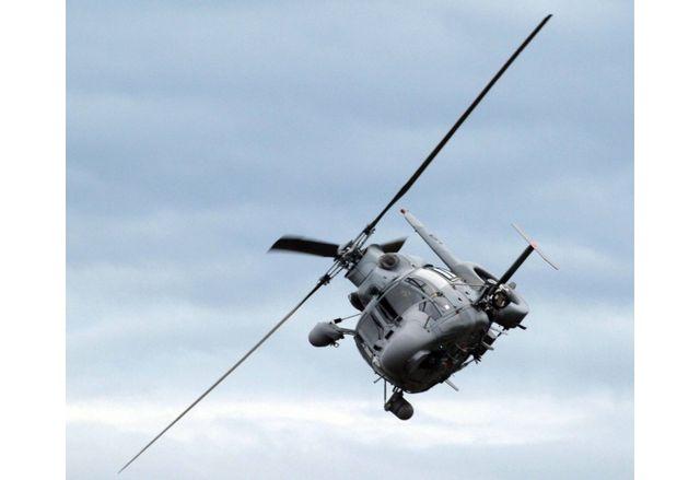 Хеликоптер на ВМС