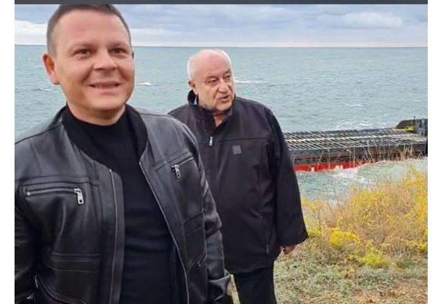Христо Алексиев и Асен Личев