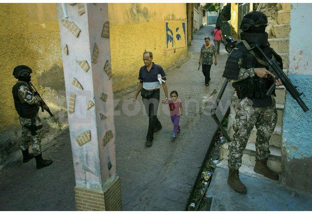 23 души загинаха при сблъсъци между полиция и престъпни банди в Каракас
