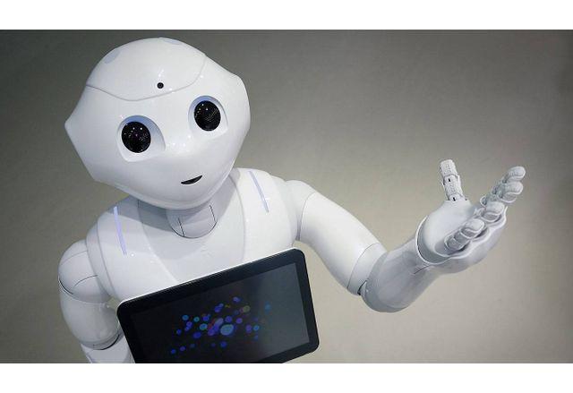Роботът Pepper