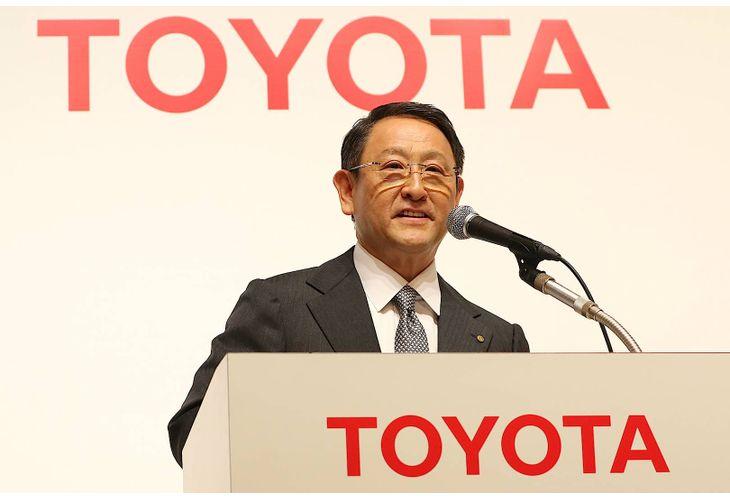 Акио Тойода