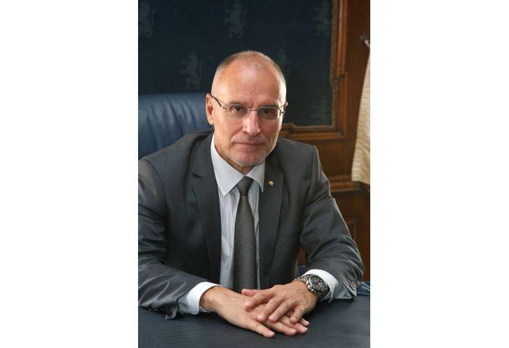 Димитър Радев, управител на БНБ
