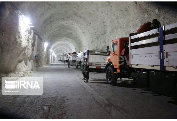 Иран официално призна за въведена в експлоатация подземна база за противокорабни ракети