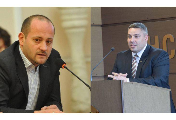 Радан Кънев и Методи Лалов