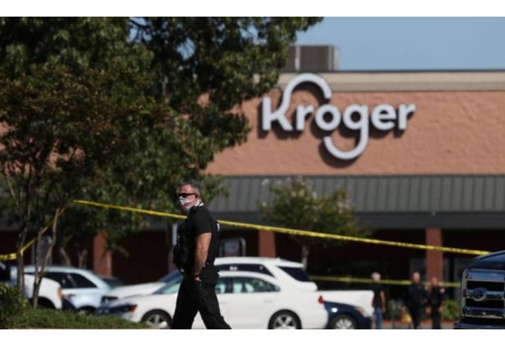 Стрелба в супермаркет в Тенеси