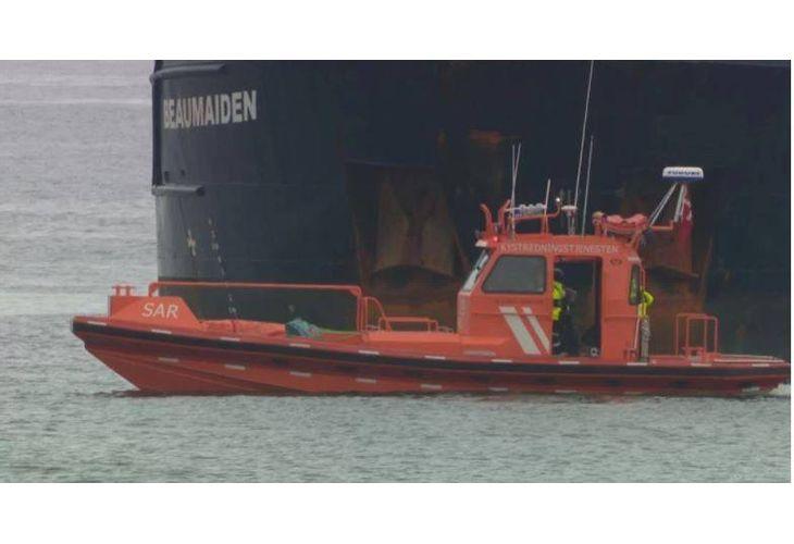 Корабът Beaumaiden